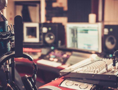 New Podcast & Recording Studio